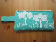 Medium Clutch, Purse Organizer, Make up Bag on Etsy, $18.00 want for my diaper bag!