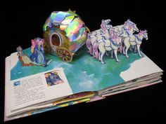 Robert Sabuda and Matthew Reinhart #pop-up books.