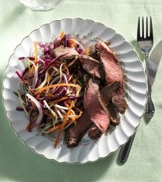 Herbed-Grilled-Steak-Rainbow-Salad