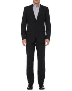 Men's virgin wool Prada suit.