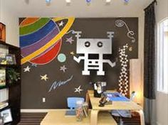Little Boy Robot room - Bing Images