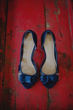 Navy blue wedding sh