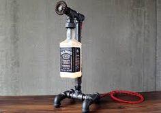Image result for jack daniels bottle lamp
