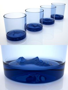 Submerging Islands glasses! i love these!!!!