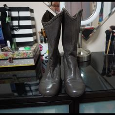 BC Boots - Sz 9 Worn a few times. BC Shoes Shoes Heeled Boots