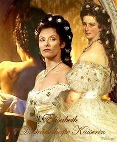 Sisi, Elizabeth the tragic Empress ... didn't see this movie / documentary