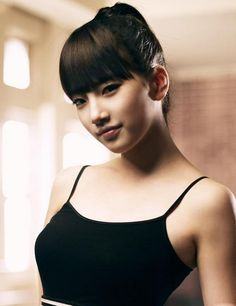 Suzy (of Miss A).