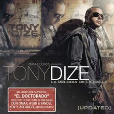Entre Los Dos by Tony Dize - La Melodia De La Calle