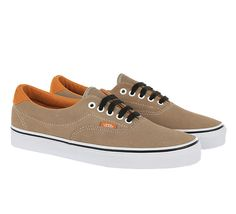 Vans - Era 59 Earthtone Suede timber wolf