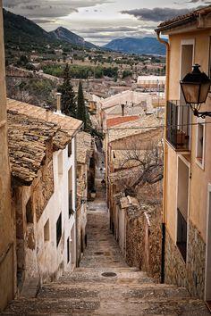 Biar, Alicante, Spain