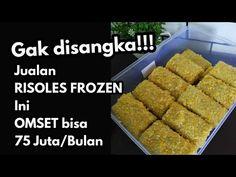 IDE JUALAN MODAL KECIL UNTUNG BESAR - YouTube Banana Bread, Frozen, Desserts, Food, Tailgate Desserts, Meal, Dessert, Eten, Meals