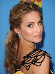 MS. DIANNA AGRON.... love love love her :) smart, talented, beautiful and kind (according to her co stars :P ) :)