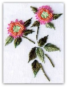 Brazilian Embroidery Free Patterns | embroidery pattern is awesome it s a brazilian dimensional pattern ...