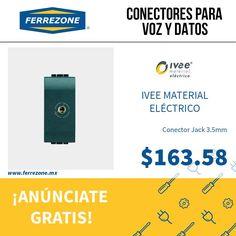 #Electricidad #ConectorJack http://www.ferrezone.mx  El mercado ferretero de México Anúnciate gratis
