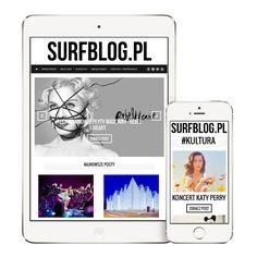 Blog www.surfblog.pl, to nowoczesne miejsce o kulturze popularnej, przestrzeni publicznej i stylu życia. Tworzony z pasją i zamiłowaniem. Znajdziecie w nim muzykę, film, architekturę, miasto, recenzje, wywiady, zdjęcia itp.