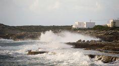 El temporal provoca 42 incidents a les Illes