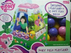 My Little Pony Pals Ball Pit with 20 Balls