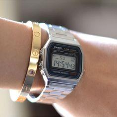 24c4c2632f2 9 melhores imagens de Relógio Casio vintage