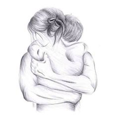 This ❤️ Dark Art Drawings, Art Drawings Sketches, Sexy Couples Art, Sketches Of Love, Angel Drawing, Cute Couple Art, Figure Sketching, Aesthetic Drawing, Couple Drawings