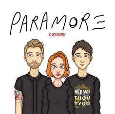 paramore artwork