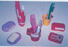 ΔΡΑΣΤΗΡΙΟΤΗΤΕΣ ΜΑΘΗΣΙΑΚΗΣ ΕΤΟΙΜΟΤΗΤΑΣ Toothbrush Holder