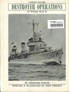 U.S. Destroyer Operations in WWII