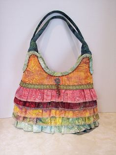 I need someone to make me a purse like this... lol...