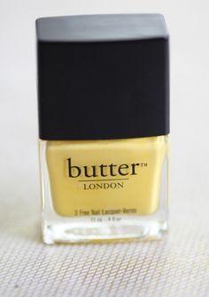#butter #nail