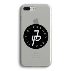 Jake Paul Logo For iPhone 7 7 Plus Clear
