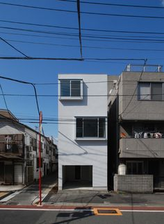 大井町の住宅01