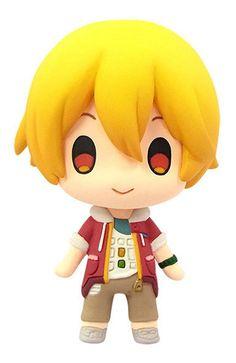 Color Colle Tsukiuta V2 Kakeru Shiwasu Figure Mascot Tsukino Park Movic Licensed New