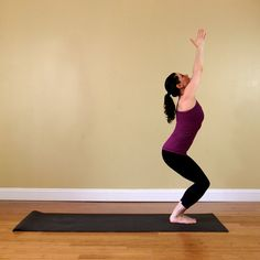 Pin for Later: Skip Bikram and Try This Heat-Building Sequence Instead Chair
