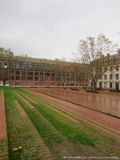 Flexbrick dressing architecture Jardin Niel - Toulouse - Flexbrick dressing architecture