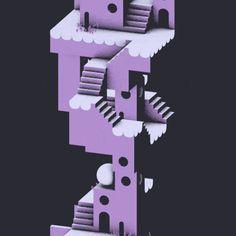 eightninea:  Towering —