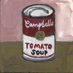 Travis Wade, Soup Can, 2012. $20