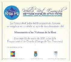 Acto institucional homenaje a las víctimas de la shoá, 22 enero 2017 - http://diariojudio.com/evento/acto-institucional-homenaje-a-las-victimas-de-la-shoa-22-enero-2017/