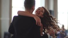 """EPIC choreographed first dance to Justin Timerlake's """"Mirrors"""" Read more: http://www.stylemepretty.com/2014/07/29/epic-choreographed-first-dance-film-proposal/"""