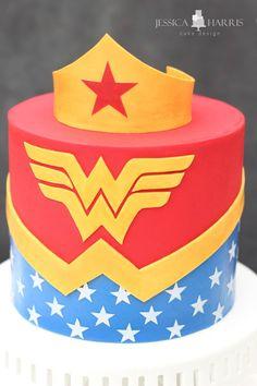 Wonder Woman Cake                                                                                                                                                                                 More