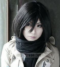 Mikasa Ackerman cosplay