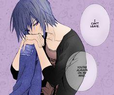 Ikuto about Amu♥