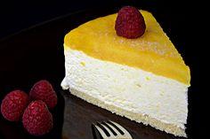 Tarta helada de Mango
