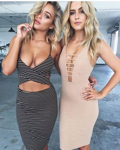 bodycon dresses.