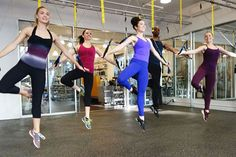 Ballet Bungee: A New Resistance-Band Workout for Wannabe Bunheads | Vanity Fair