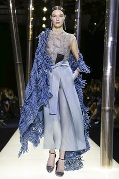 Giorgio Armani Privé Couture Spring Summer 2015 Paris - NOWFASHION