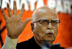 Reconciled. LK Advani back on board, Narendra Modi untouched