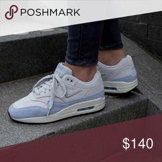 on sale c62dd 7db1d Nike air max 1 premium sneakers Nike air max 1 premium sneakers New with  box,