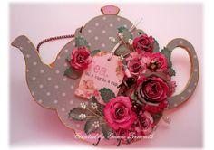 Tea pot MDF plaque, mad hatters tea party, home decor gift.