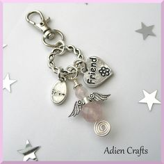 Friend Guardian Angel Bag Charm £5.95
