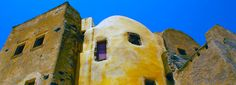 Emporio Village #Santorini The arts of #architecture and sculpture become one, creating a beautifully mystic ambiance.