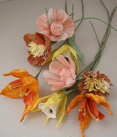 Blumen in TwistArt